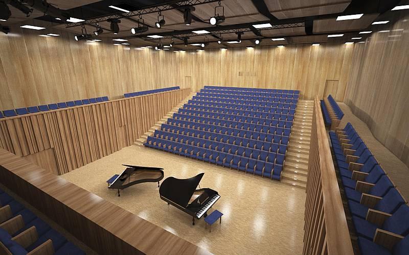 Nowa Szkoła Muzyczna w Zielonej Górze