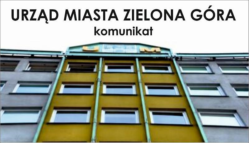 Ogłoszenie o pracy Urzędu Miasta Zielona Góra